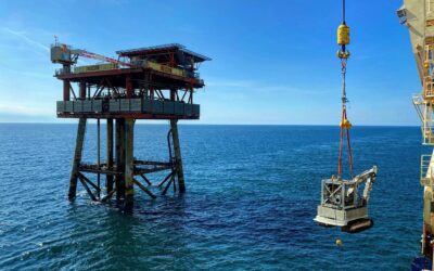 UKCS operations with Rever Offshore